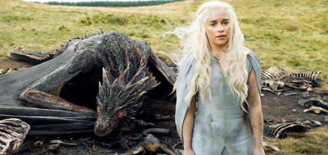 Daenerys şi Drogon