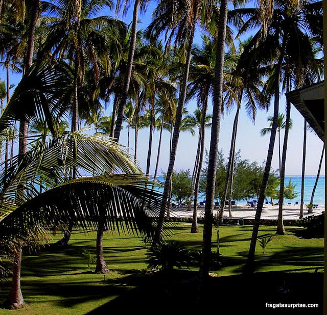 Barceló Beach and Golf Resort, Praia de Bávaro, Punta Cana, República Dominicana