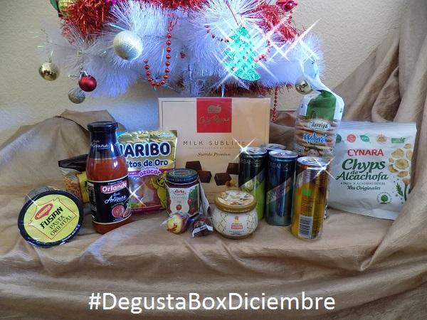 #DegustaBoxDiciembre