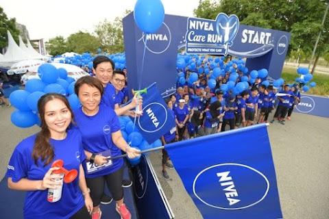 Meriahnya Nivea Care Run di Putrajaya