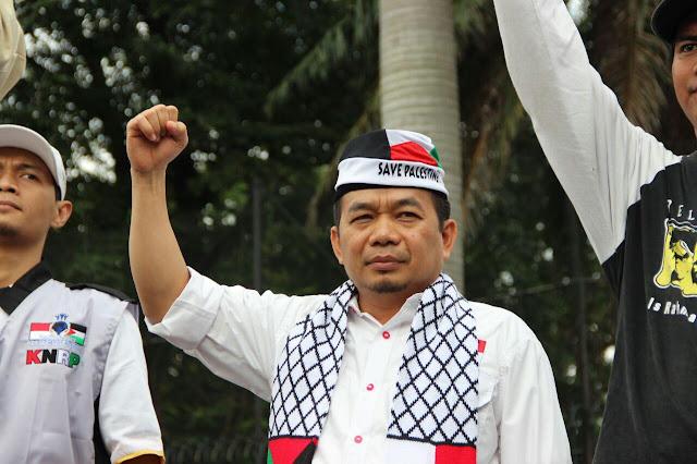 Keren ! Ketua Fraksi PKS Ini Sumbangkan Gajinya Untuk Korban Gempa Banten