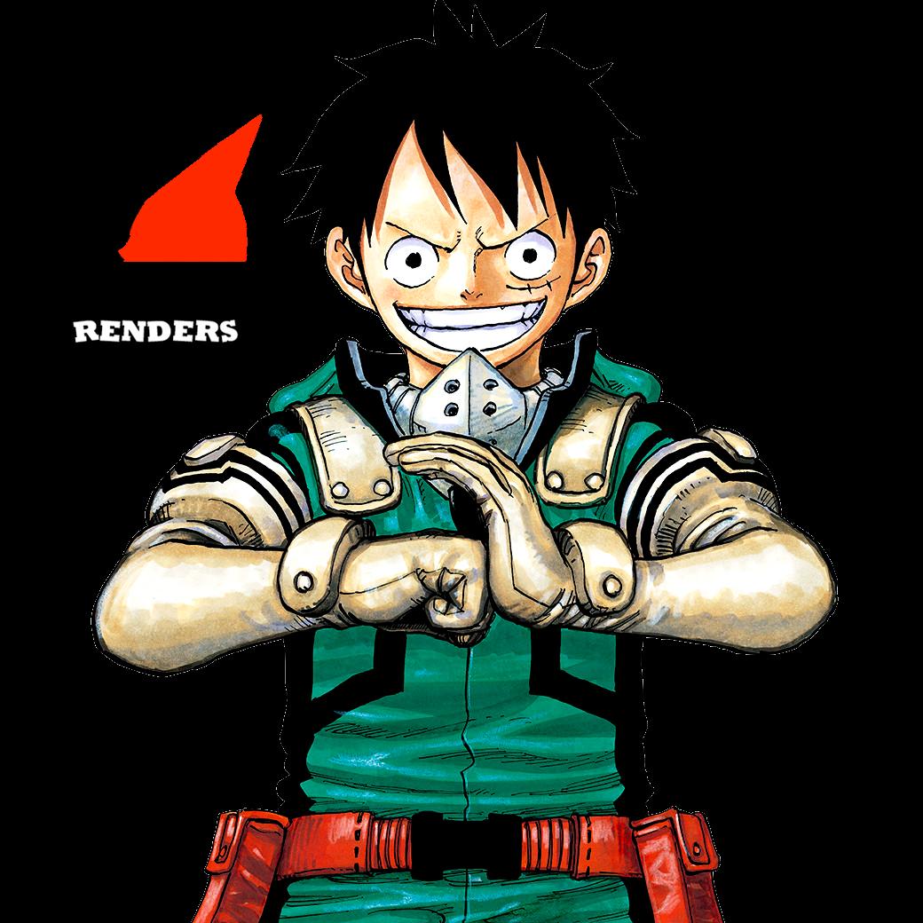 Luffy- Render
