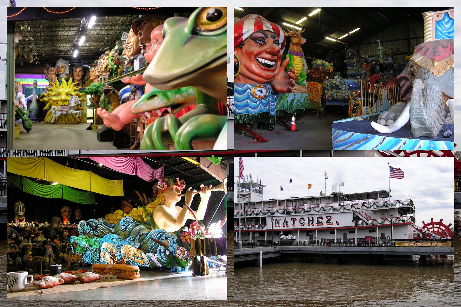 Mardi Gras World - New Orleans