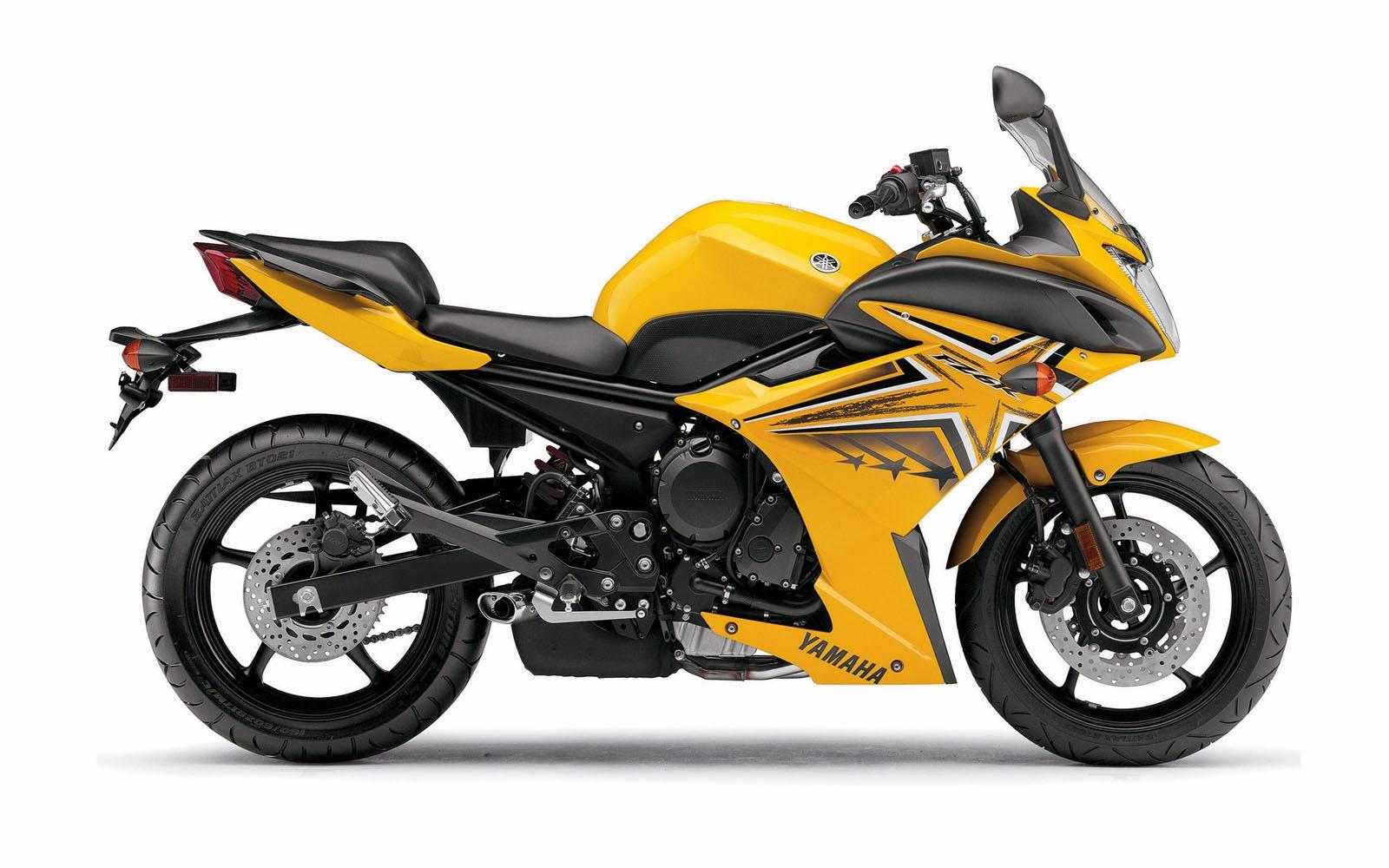 Wallpaper Yamaha Fz 10 Sportbikes 2017 Bikes Yamaha Hd: Yamaha FZ6R Motorcycle Wallpapers