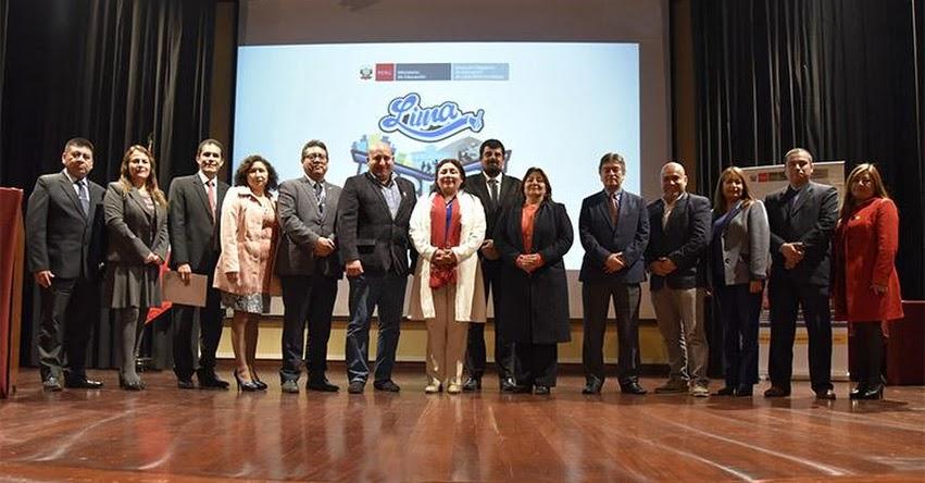 Alcaldes de Lima y Ministerio de Educación se comprometen a fortalecer condiciones de seguridad en los colegios - www.drelm.gob.pe