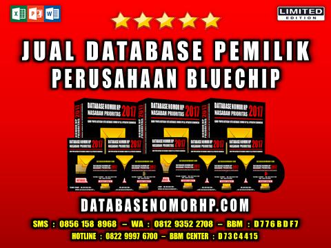 Jual Database Owner Pemilik Perusahaan