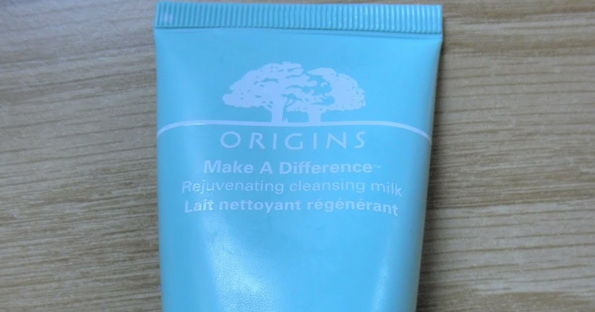 Make A Difference Rejuvenating Cleansing Milk by origins #16