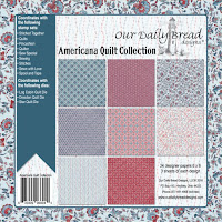 Divinity Designs LLC Americana Quilt Paper Collection