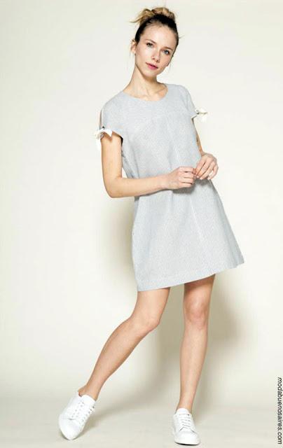 cb241fd6 Compartimos de la mano de la marca argentina Asterisco los mejores looks  urbanos para mujer con toda la moda de la primavera verano 2018.