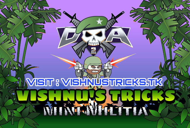 Mini Militia Maga Mod Apk