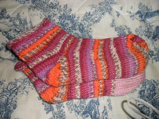 Le tricotin g ant belge comment faire le talon d 39 une - Que faire avec un tricotin ...