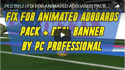 Download Dxcpl For Windows 8  PES 2017 FIX Animated Adboards Pack +