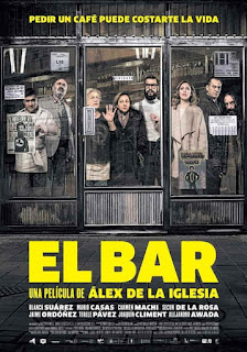 The Bar (aka El bar ) (2017)