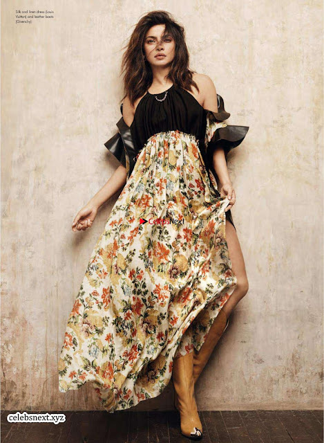 Priyanka Chopra looks fresh stylish young and beautiful for Elle Canada April 2018 ~  Exclusive Galleries 004.jpg