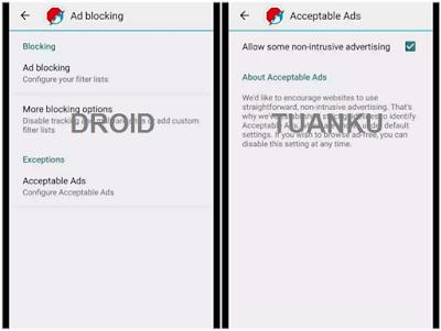 Cara Menghilangkan Iklan di Android dengan Adblock Browser ( Root )