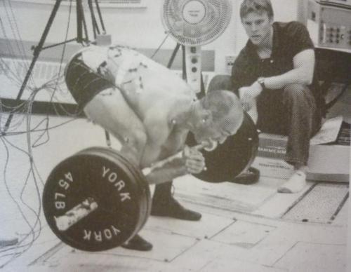 Pavel Tsatsouline Over a Decade Ago - Tom Furman Fitness