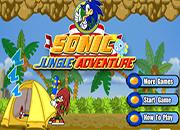juegos de sonic jungle adventure