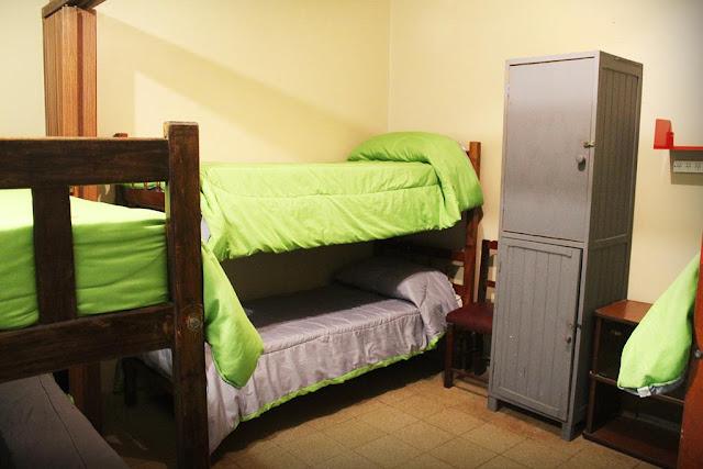 Quarto do Hostal Ferienhaus em Salta