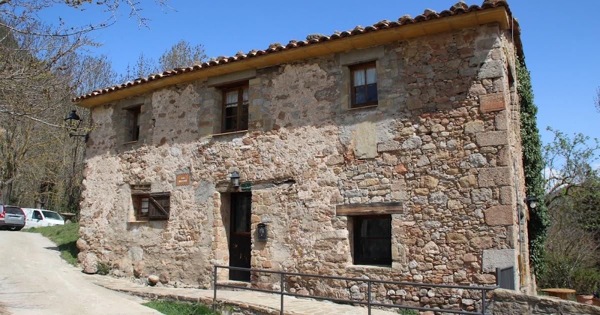 Con ixer catalunya la casa del mestre de sant jaume de frontany a la comarca del bergued - Casa rural sant jaume de frontanya ...