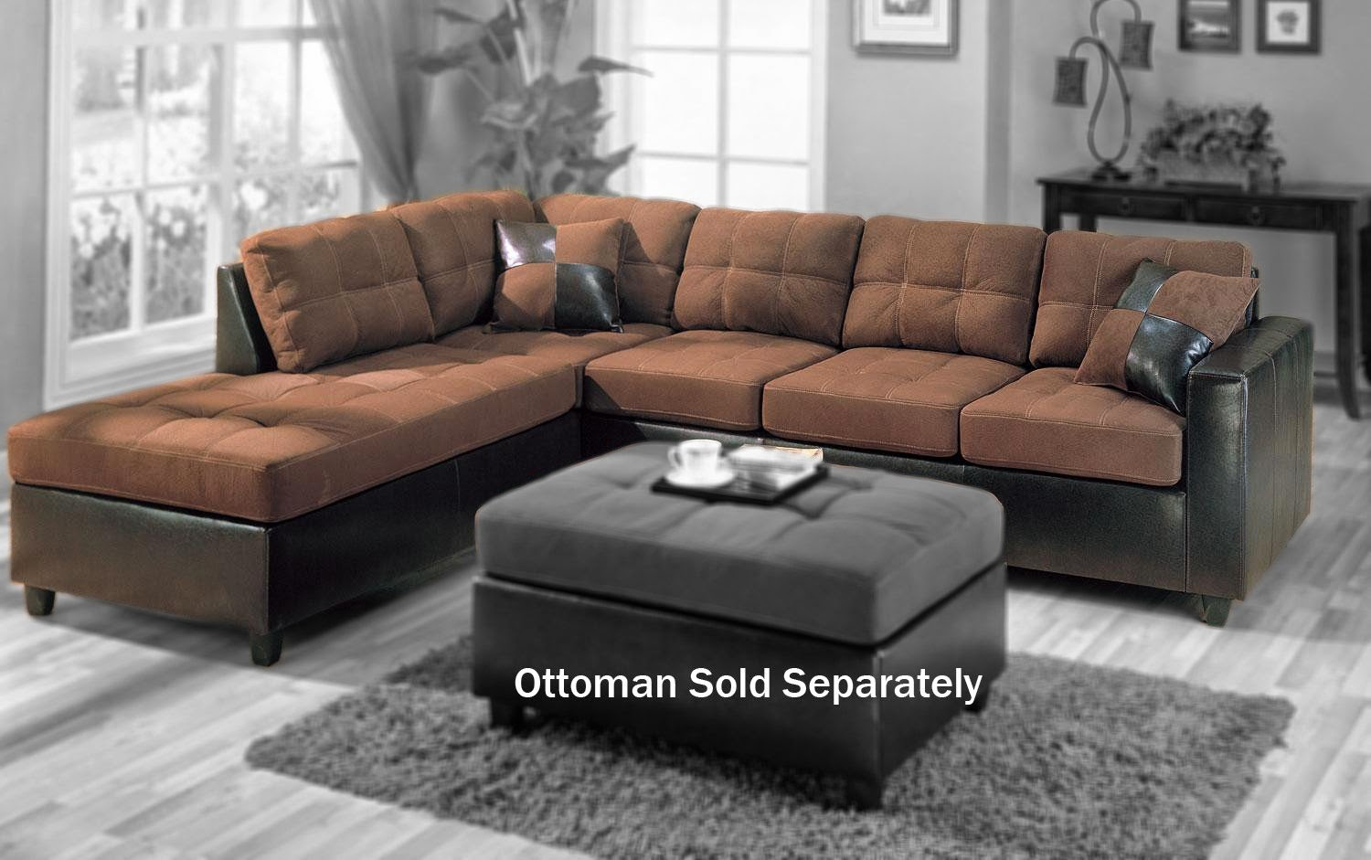 Image Result For Tan Tufted Sofa