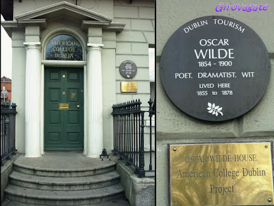 Merrion Square Oscar Wilde