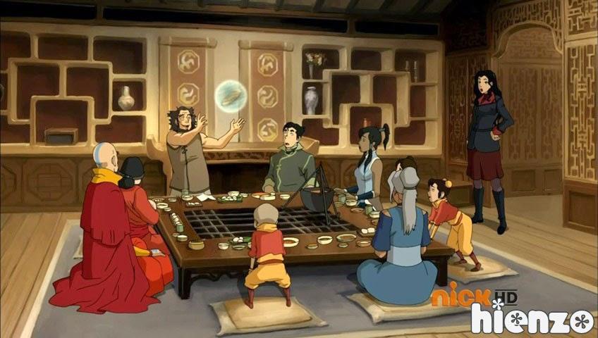 Avatar Korra Book 4 Sub Indo 480p
