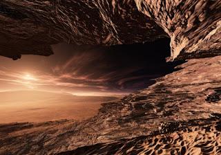 Cuevas de Marte