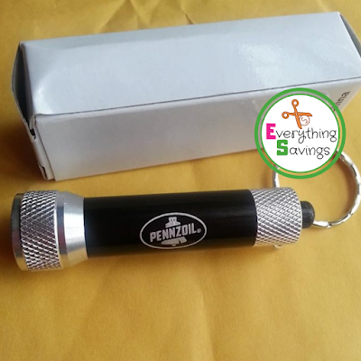 FREE Flashlight prize