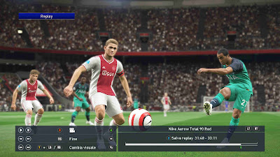 PES 2019 Balls Nike Aerow Total 90 by Vito Colangelo