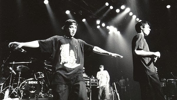 hip hop, konser, beastie boys
