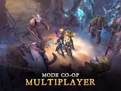 Dungeon Hunter 5 Apk v2.3.0k Mod