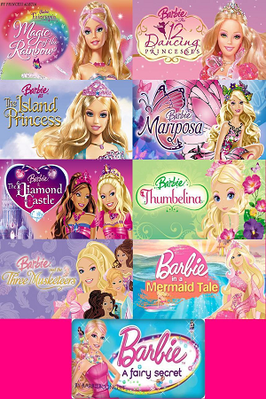 Download in rapunzel free full as movie hindi barbie