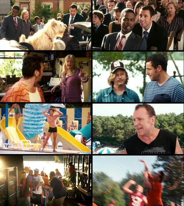 Grown Ups 2010 Dual Audio Hindi 720p BluRay