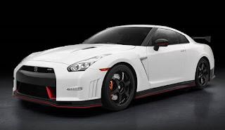 Eksterior Nissan GT-R Nismo
