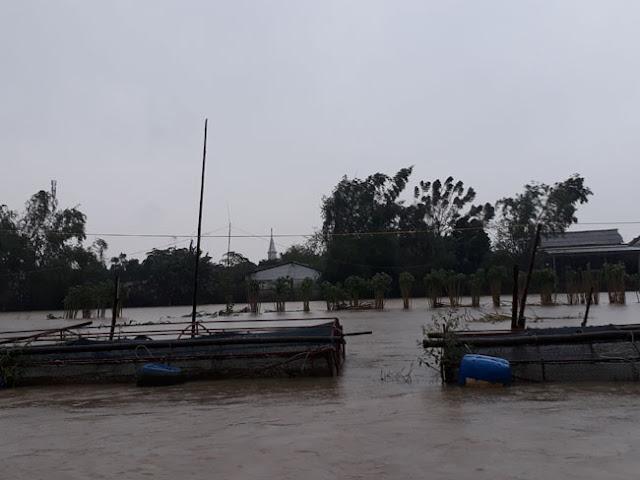 Chùm ảnh lũ lụt tại Giáo xứ Dương Sơn – Huế - Ảnh minh hoạ 19