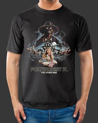 poltergeist 2 tshirt