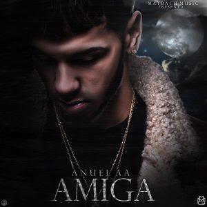 Anuel AA – Amiga
