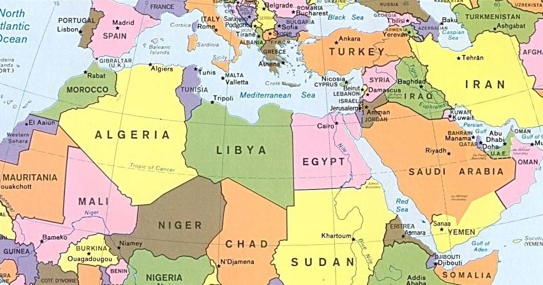 Cartina Egitto In Italiano.Eco Diritti Umani E Democrazia L Italia Cambi Ruolo In Egitto