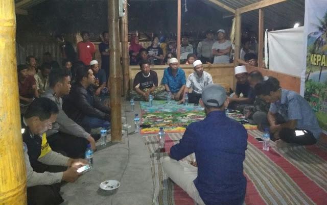 Program TMMD Buka Blokir Jalan Penghubung Dua Desa di KLU