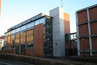 Politihøgskolen i Oslo. Wikimedia commons, GNU licence