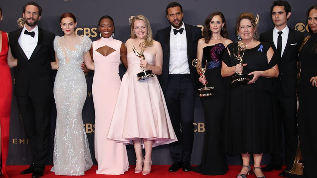 """Big Little Lies"" e ""The Handmaid's Tale foram as séries mais premiadas."