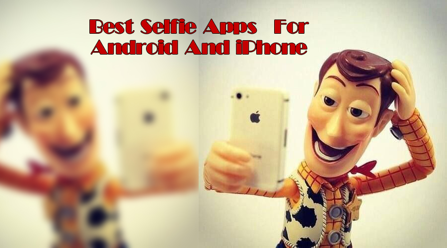 How do i take a selfie with my android