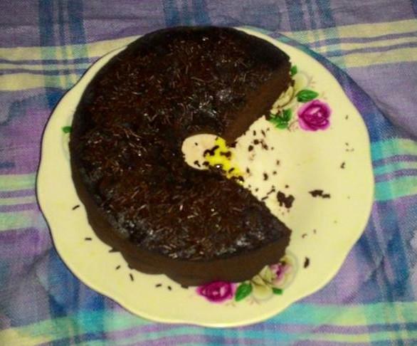 Resep Cheese Cake Kukus Ekonomis: Resep Brownies Kukus Tanpa DCC Tanpa SP Ovalet Ekonomis