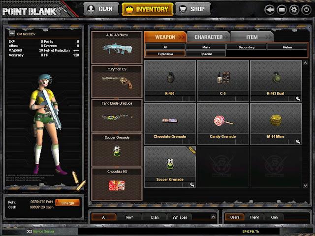 Download Game Point Blank Offline 2016 New Version Terbaru