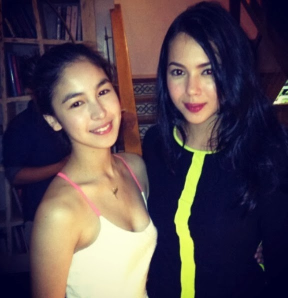 Fairest of Them All: Julia Montes, Kim Chiu and Kathryn