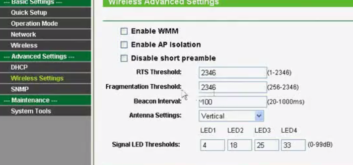 MULTI PAK: TP-Link TL WA5210 tG Configurations