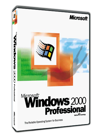 Windows 2000 Professional SP4 [PL] [Serial] [.ISO]