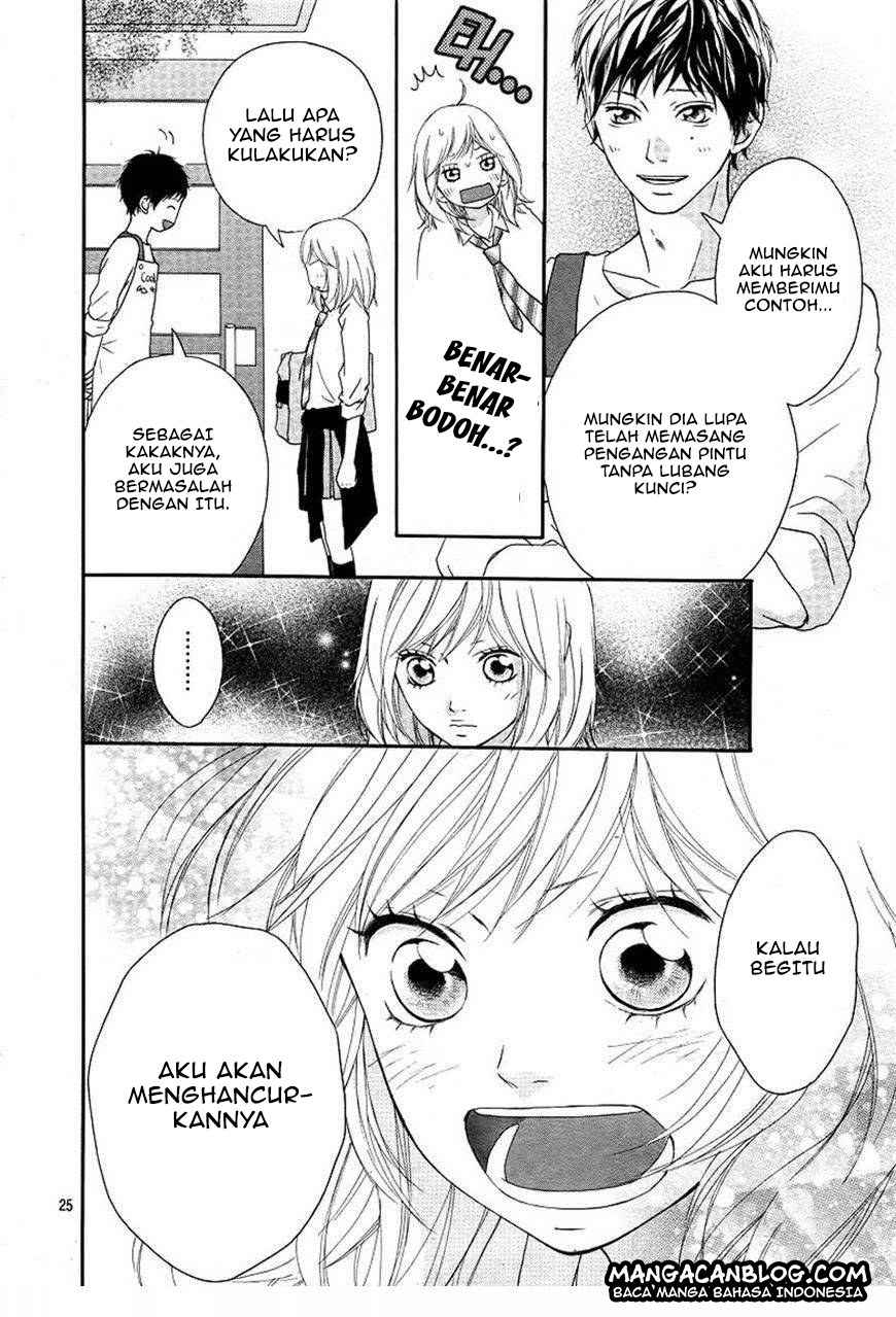 Ao Haru Ride Chapter 13-23