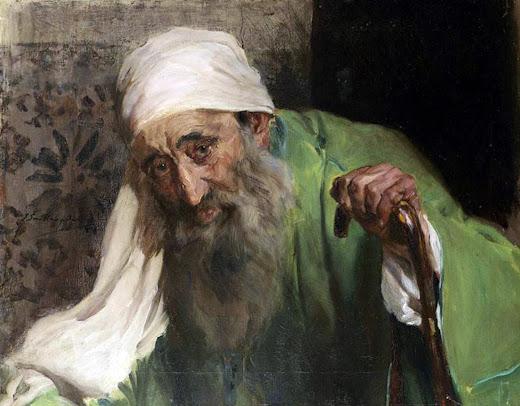 Joaquín Sorolla Bastida Joaquín Sorolla Bastida, Retratos de Joaquín Sorolla, Retrato de un Hebreo, Joaquín Sorolla, Pintor español, Retratista español