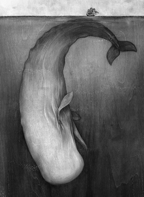 Melville metaphysics moby dick were